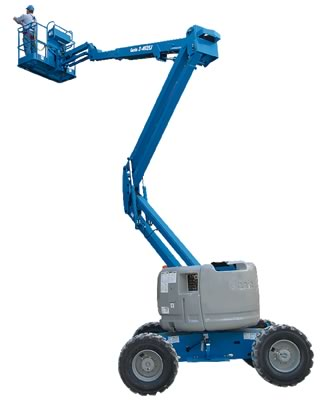 Safety Tips For Using Boom Lifts For Exterior Painting